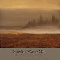 The Moving Water Poster Supports Rivers