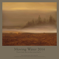 The Moving Water Poster